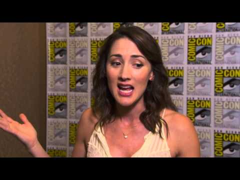 Grimm: Bree Turner Comic Con 2015 Red Carpet Interview