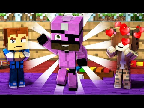 Minecraft Daycare - JEALOUS KISS !? (Minecraft Roleplay)