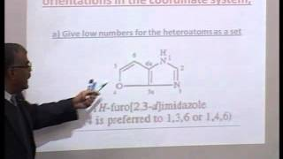 Lecture 3: Chapter 1 Nomenclature of fused heterocyclic compounds