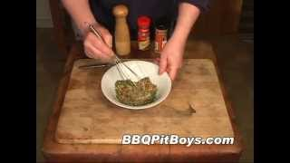 Pepper Rub Recipe By The Bbq Pit Boys