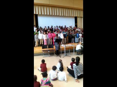J.I. Watson - at King Robinson magnet school