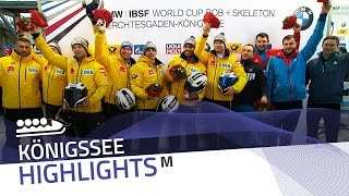 KÖnigssee hosts the Johannes Lochner Show | IBSF Official