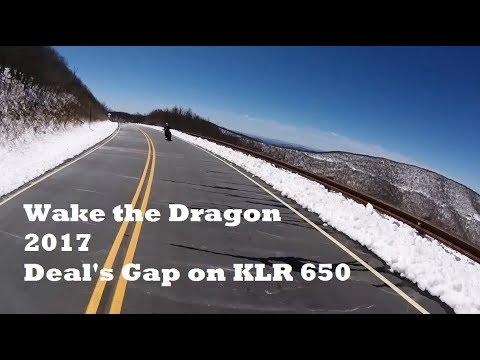 Wake The Dragon 2017 - KLR Moto Adventure