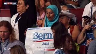 الديمقراطيون من أصول عربية دعموا ساندرز