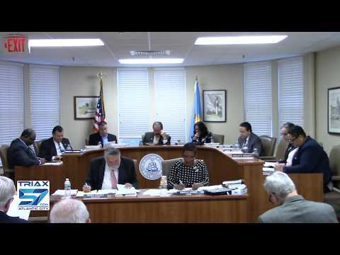 Atlantic County Freeholders 11-20-18