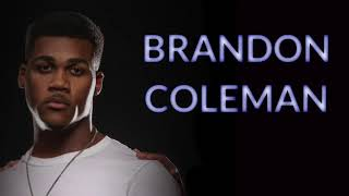 LA's NEW Artist Brandon Coleman's Heart is in the right place. Donating his Single to a Great Cause.