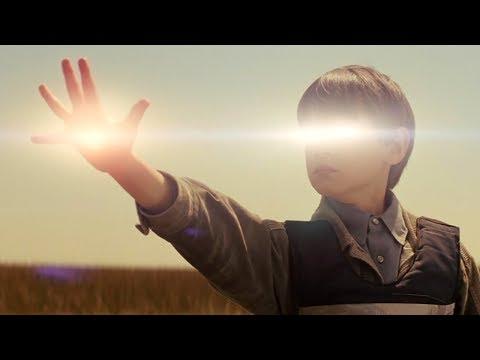 小男孩拥有惊人能量,召唤出外星世界! 速看科幻电影《午夜逃亡》