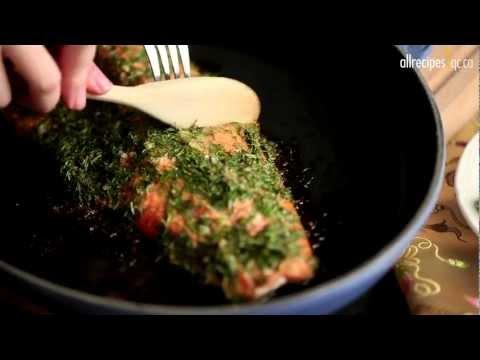 saumon-à-l'aneth,-cuit-au-four