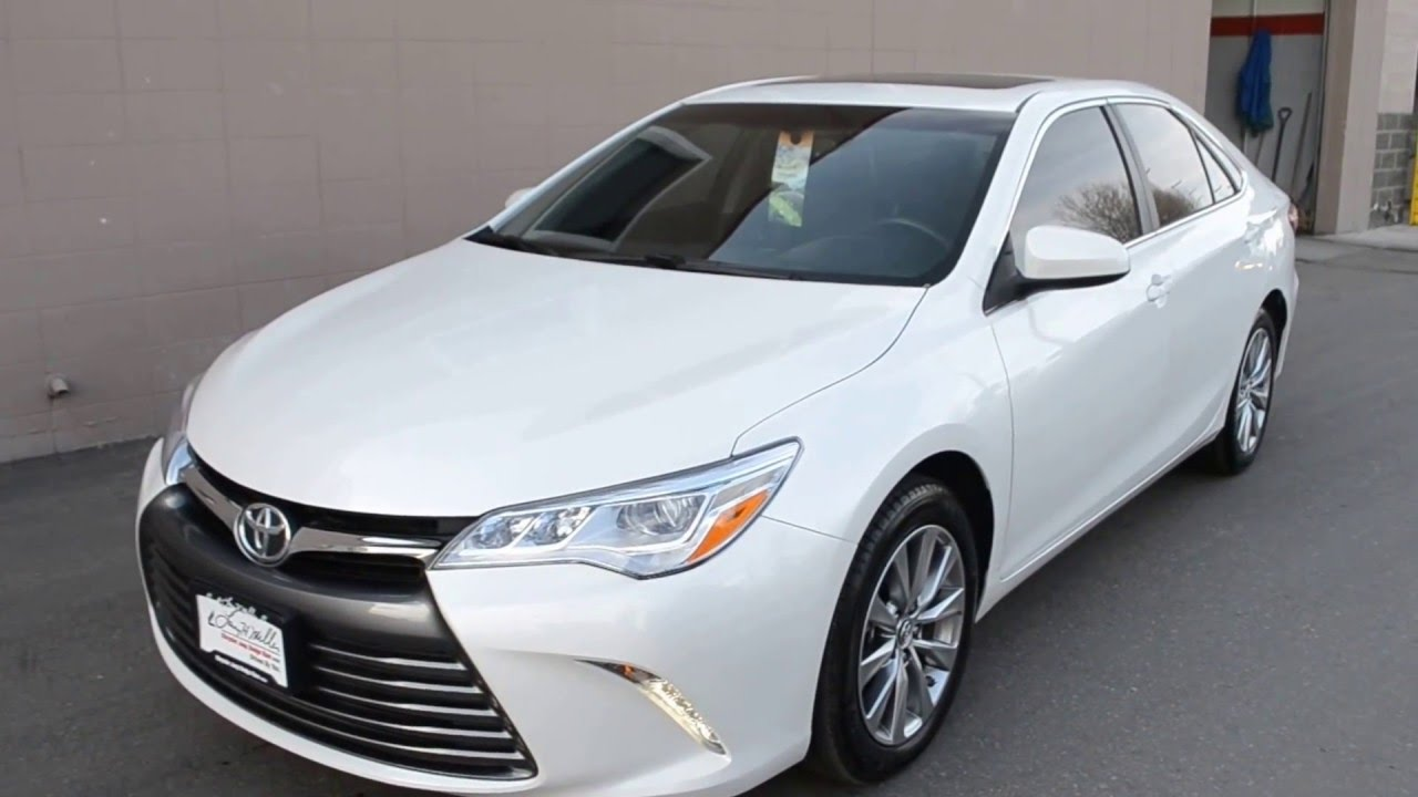 used 2015 toyota camry v6 xle one owner only 7k xle v6 sedan for sale in boise id d653463a. Black Bedroom Furniture Sets. Home Design Ideas