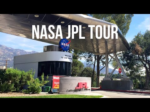 NASA Jet Propulsion Laboratory (JPL) Tour 2015