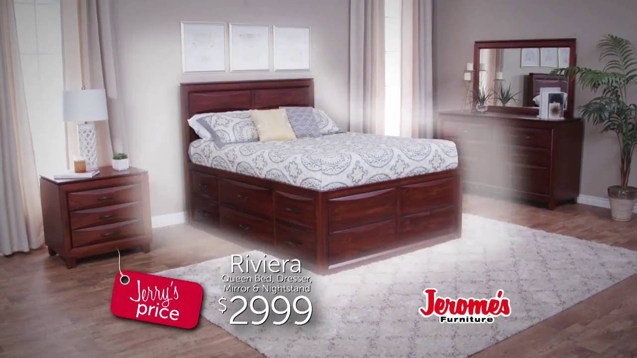 Jeromeu0027s Furniture | Riviera Bedroom Collection