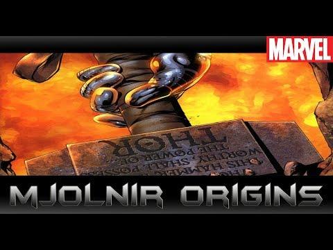 ต้นกำเนิดแห่งค้อนสายฟ้า Mjolnir - Comic World Daily