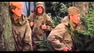 Военный советский фильм Тайная прогулка Великая Отечественная