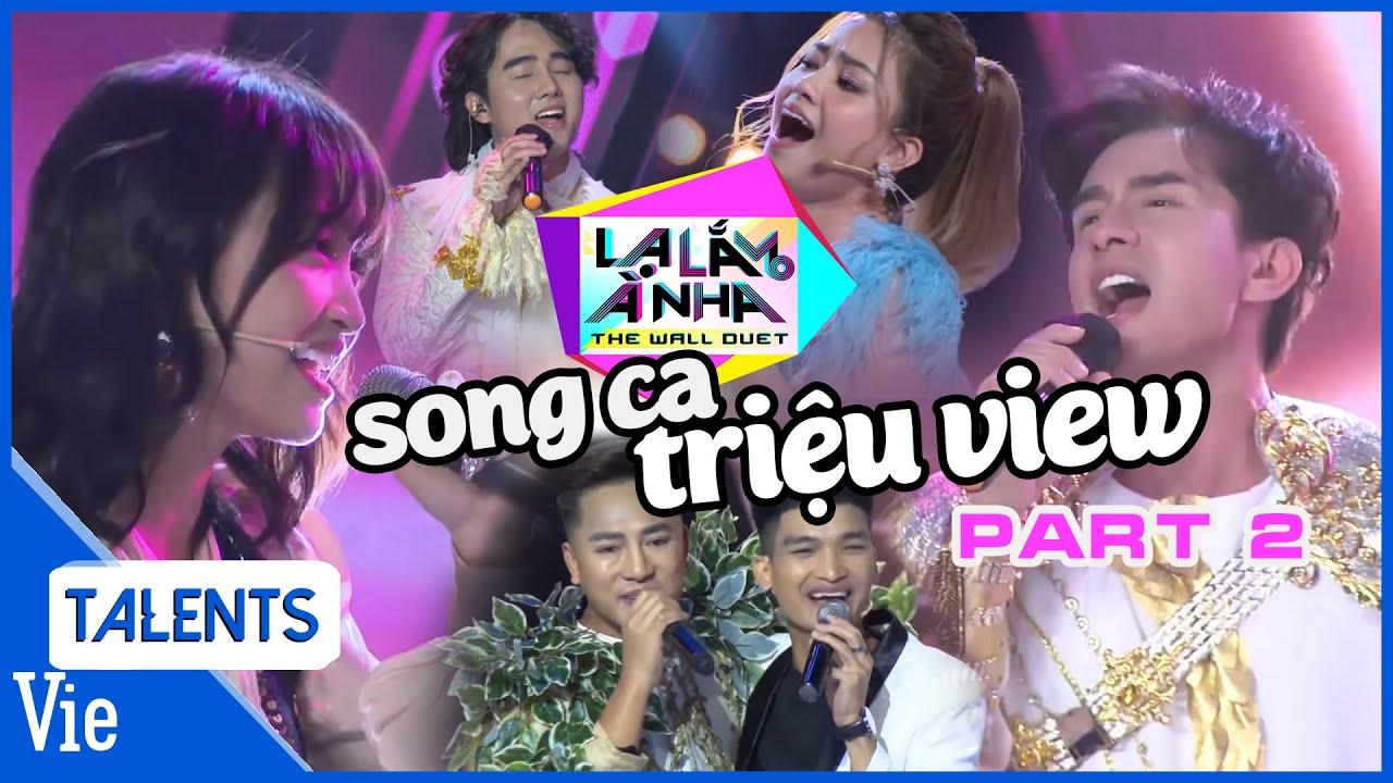 Tổng hợp bản song ca TRIỆU VIEW TRENDING Lạ Lắm À Nha: Đan Trường, Juky San, Đạt G, Hoàng Yến (P2)