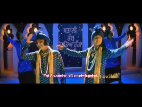 [HD] Pata Nahi Rabb Kehdeyan Rangan Ch Raazi with Lyrics