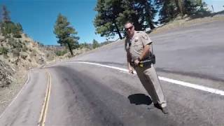 CHP Officer Saves My Day