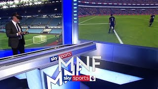 How should Man City have defended the corner against Norwich? | Jamie Carragher & Gary Neville | MNF