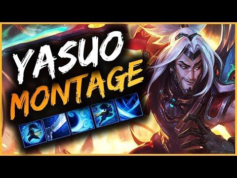 Yasuo Montage 9 - Best Yasuo Plays season 9 - League of Legends thumbnail