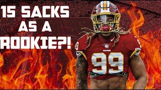 Predicting How The Top 10 NFL Draft Picks ROOKIE SEASON Goes!
