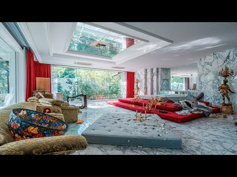 Abandoned Japanese Billionaire's Family Mansion $200,000,000 Worth w/ Everything Left Behind