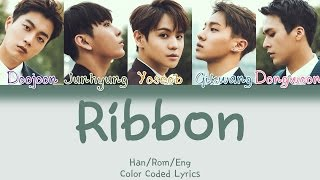BEAST - Ribbon (??) [HAN|ROM|ENG Color Coded Lyrics] MP3
