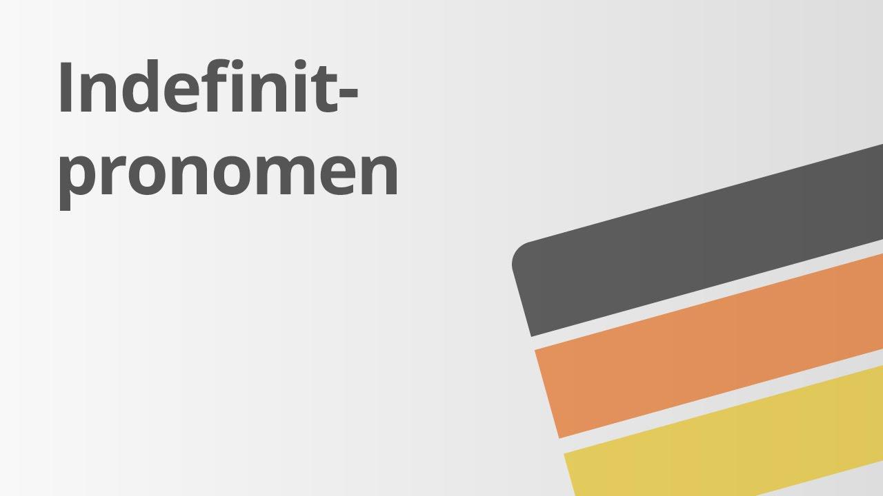 indefinitpronomen in der polnischen sprache. indefinitpronomen in ...