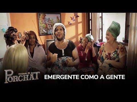 EMERGENTE COMO A GENTE | SPA DO POBRE