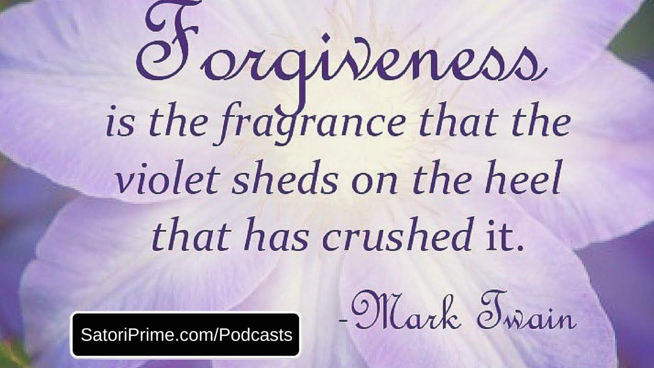 Dr Wayne Dyer On Forgiveness Pep Talk Youtube