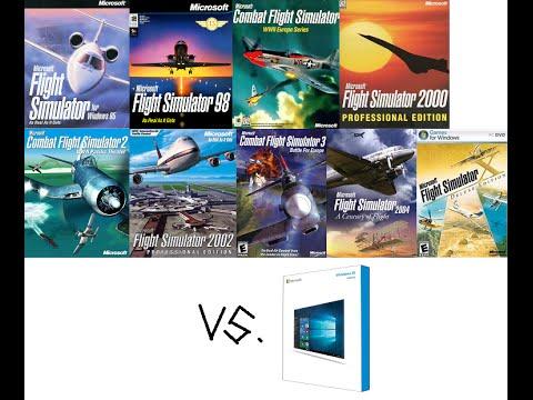 Microsoft Flight Simulator and Windows 10 Compatibility