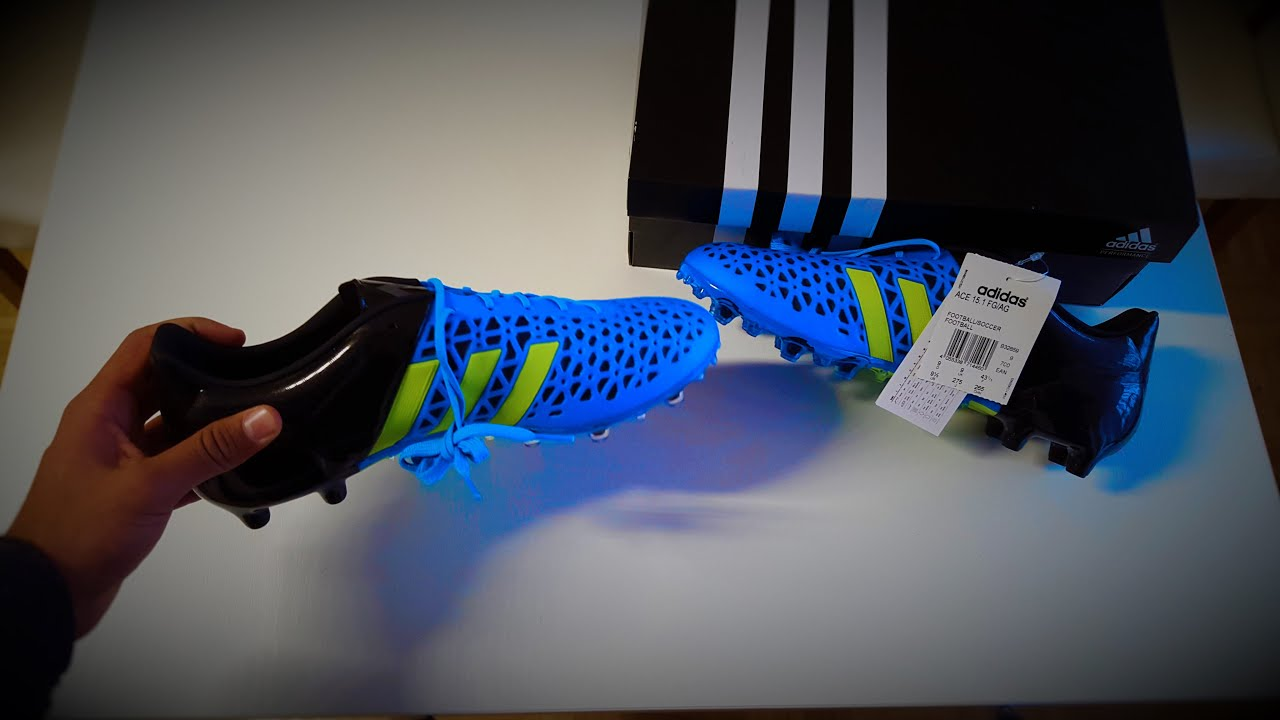 check out 51532 25dc2 ... canada unboxing adidas ace 15.1 solar blue solar yellow core black  youtube 94ba2 baec2