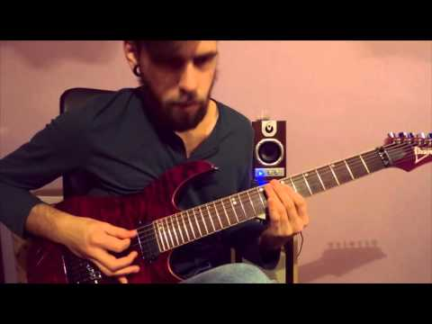 Staind - King of All Excuses (Guitar Cover by Evil Mind)