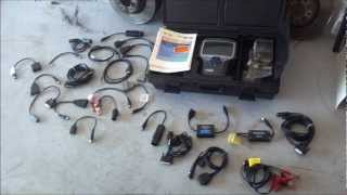 tech force scanner for sale
