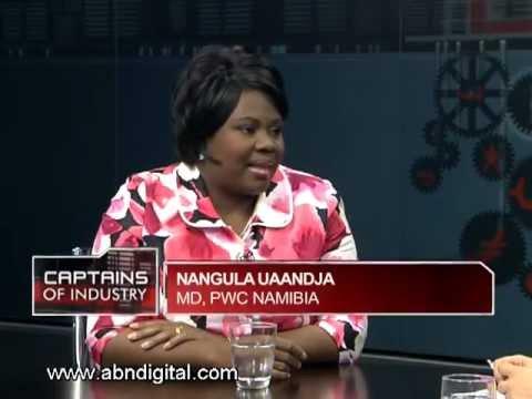 Nangula Uaandja - MD, PWC Namibia - Part 1