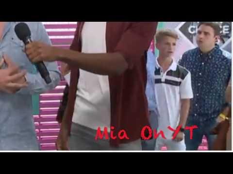 MattyB (MattyBRaps) TCA 2016 - Teen Choice Awards