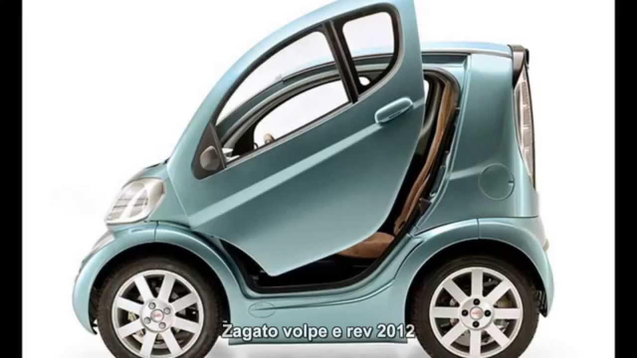 2274 Zagato Volpe E Rev 2012 Prototype Car Youtube