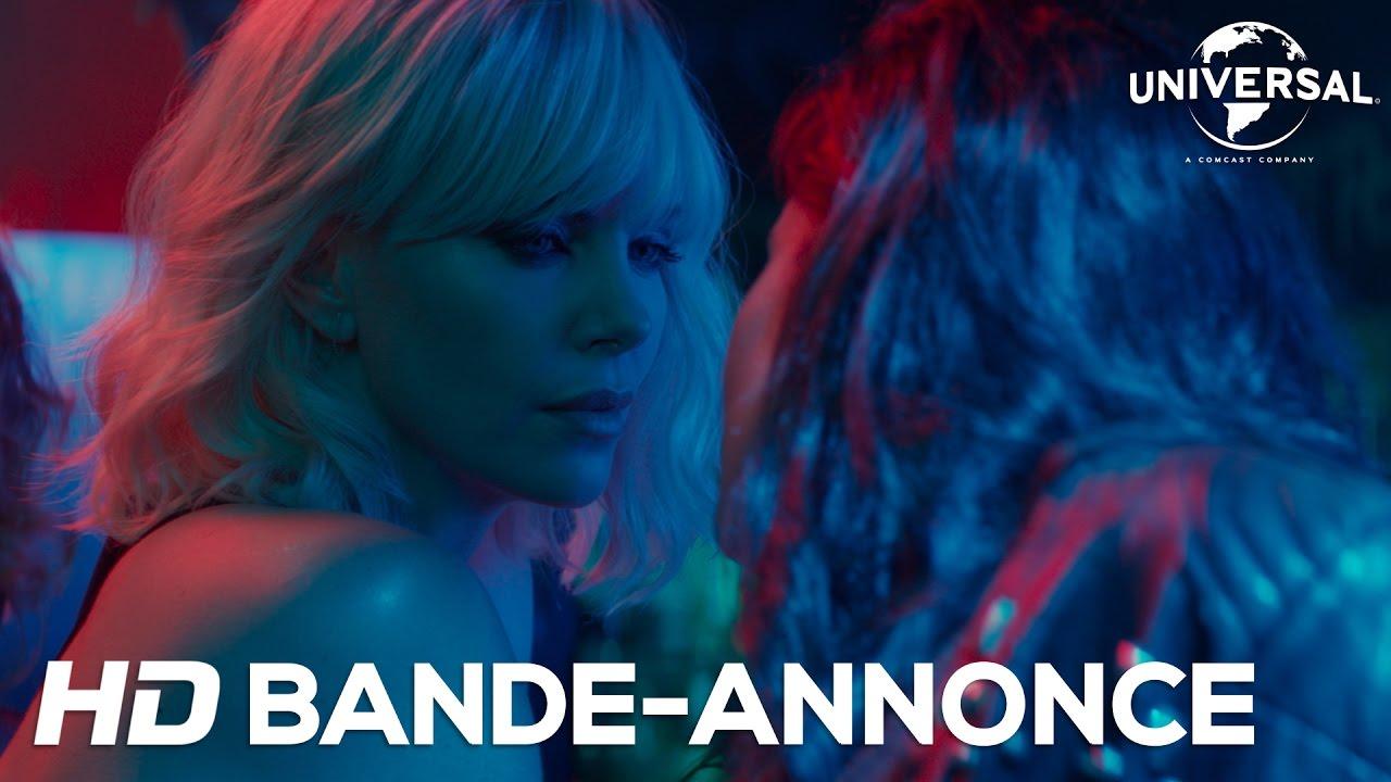 Atomic Blonde / Bande-annonce officielle VF [Au cinéma le 16 Aout]