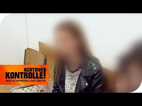 Minderjährige Wiederholungstäterin: Darf sie nach Hause? | Achtung Kontrolle | kabel eins