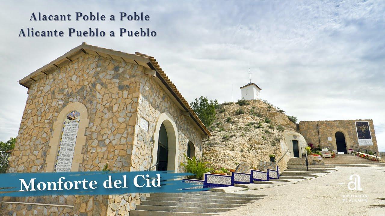 Monforte del cid alicante pueblo a pueblo youtube - Casas prefabricadas monforte del cid ...