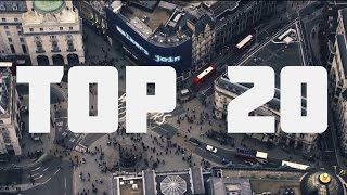 TOP 20 Musica Electronica [SEMANA 1] [DICIEMBRE]