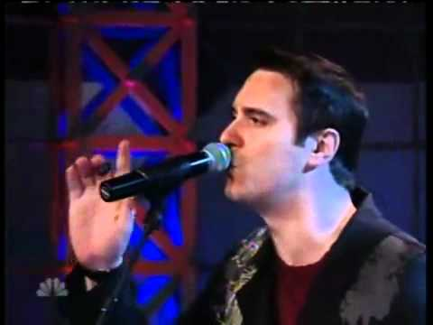 Breaking Benjamin- Breath Live Leno
