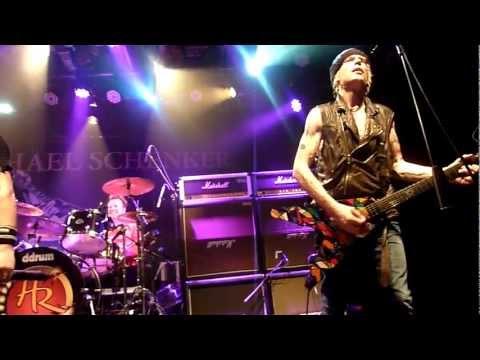Michael Schenker Group -  Holliday -  Blackout - LIVE PARIS 2012