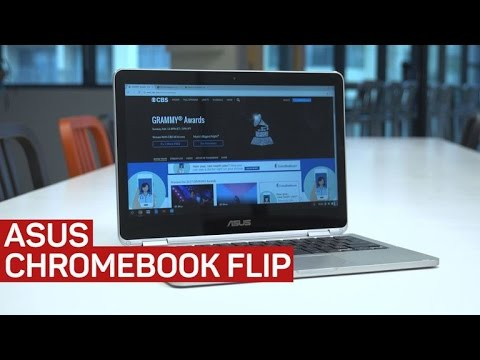 Asus Chromebook Flip: The middle tier's high end