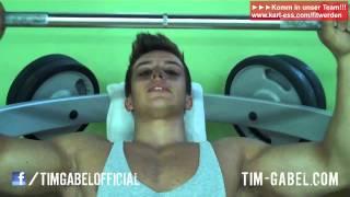 Brust Training Supersätze und Trainingsmethoden -  Starke Brust aufbauen  - TIM-GABEL.COM