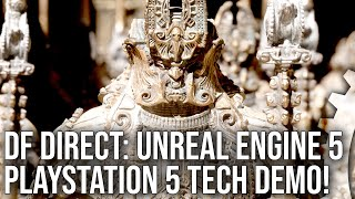 Download lagu DF Direct: PlayStation 5 / Unreal Engine 5 Reaction - Now This Is Next-Gen!