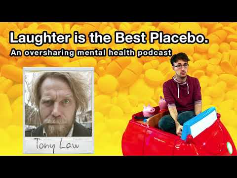 EP02 - Tony Law - Dealing with drink, drugs and substance abuse.