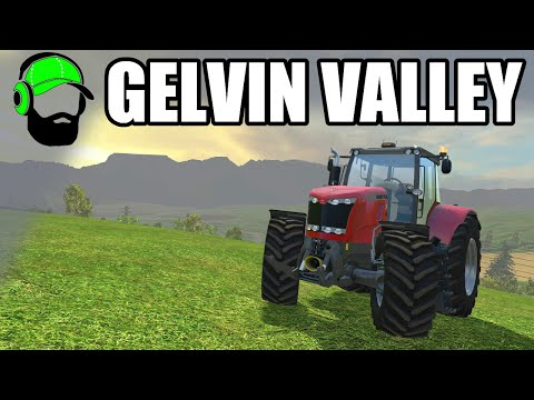 Farming Simulator 15 - Gelvin Valley - How Irish could it be?