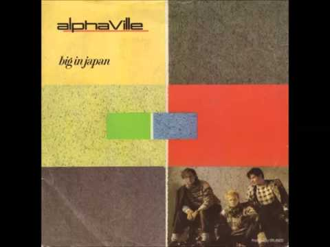 Alphaville  Big In Japan (edit Version) 1984 Youtube
