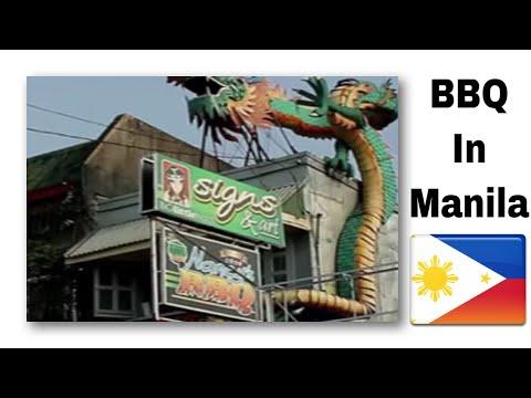 Nancy's BBQ: The story of a carinderia in Manila