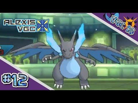 Pokémon Ultra Sole & Luna : VGC 18 #12 - Charizard-X + Empoleon e l'hax sotto l'albero!