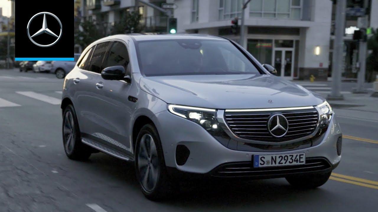 Mercedes: Mercedes-Benz EQC